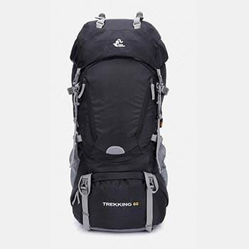 60L Outdoor Climbing Backpack External Frame