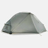 3/4 Season 1-2 Single Person Professional 15D Nylon Silicon Tent Barracas Para Camping