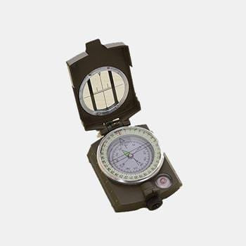Luminous Metal Compass High Precision Compass