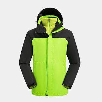 Outdoor Windproof Two-piece Jacket