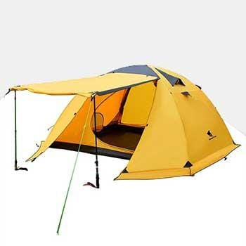 Camping Tent Four Season 4-6 Person