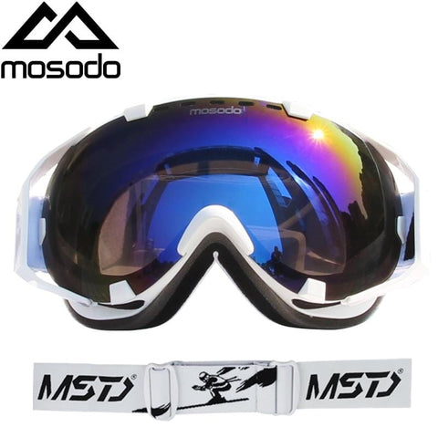 Mosodo Men Women Ski Goggles