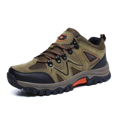 Jackshibo Hiking Upstream Shoes Boots For Men