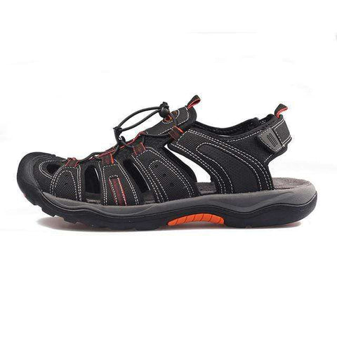 Men Sandals Outdoor Non-slip Trekking Beach Shoes