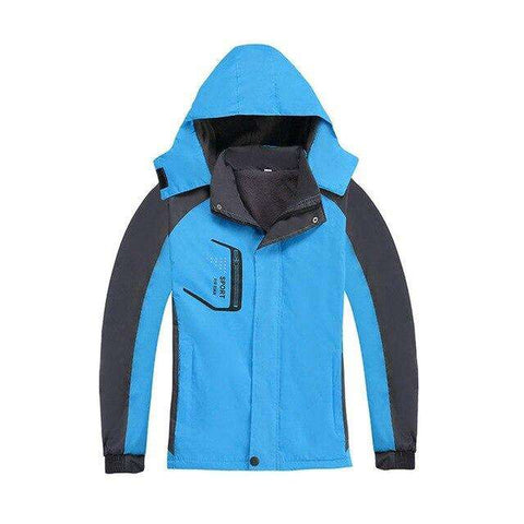 Waterprooof Thermal Hiking Jackets Men&Women