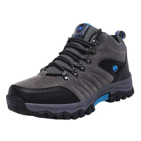 Military Tactical Boots For Men Leather Outdoor Sneakers