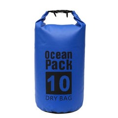 10L Dry Bag For Canoe Floating Boating Trekking Kayaking Camping