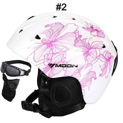 Women Men Child Skiing Helmet