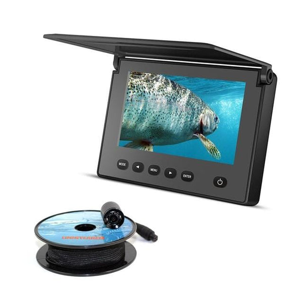 Underwater Fish Finder Night vision Camera 4.3