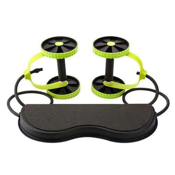 Roller Wheel Multi-functional Abdominal Muscle Trainer