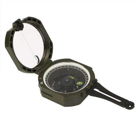 Professional Outdoor Survival Equipment Geological Pocket Compass