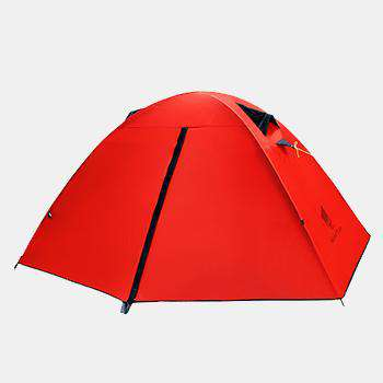 Waterproof Camping Tent 1 Person 4 Season Double Layers