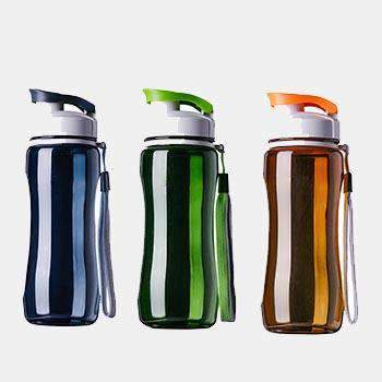 Portable Leak Proof Water Bottle