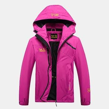 Women's Jacket Windbreakers For Camping Hiking Trekking Climbing