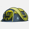 Automatic Double Layers Waterproof 4-6 People Outdoor Camping Tent