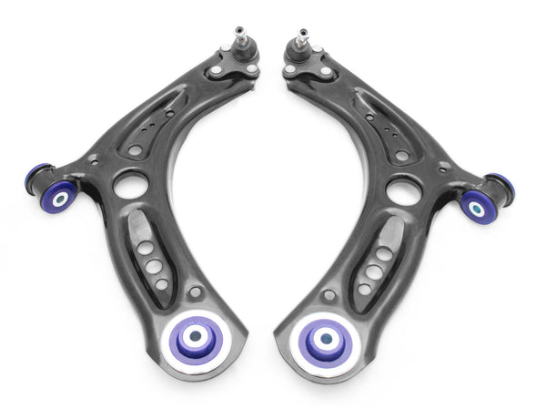 SuperPro Lower Control Arm Kit to suit VAG Audi A3 8V