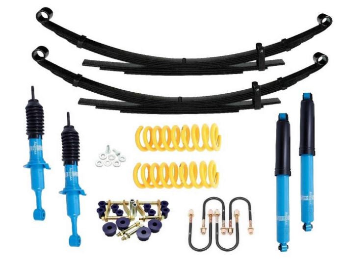Ford Ranger PX1 PX2 2011-2018 Formula 4wd 2inch Suspension Lift Kit