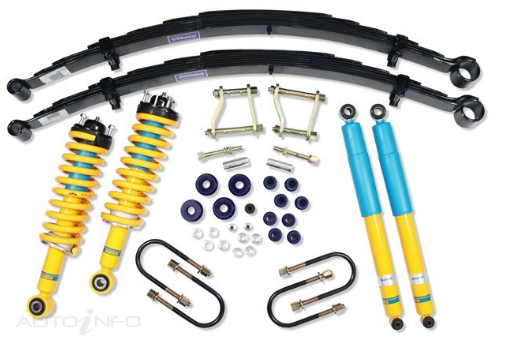 Isuzu Dmax 12-ON Bilstein Suspension Lift Kit