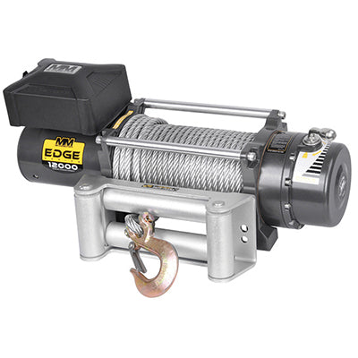 Edge Winch 12000Lb Mean Mother 4x4