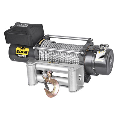Edge Winch 9500Lb Mean Mother 4x4