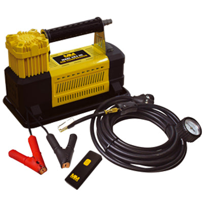 Maxi 4X4 3 Air Compressor – 110L Min with Wireless Remote Control