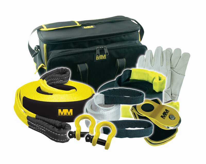 Mean Mother 8pc Recovery Kit 11,000Kg