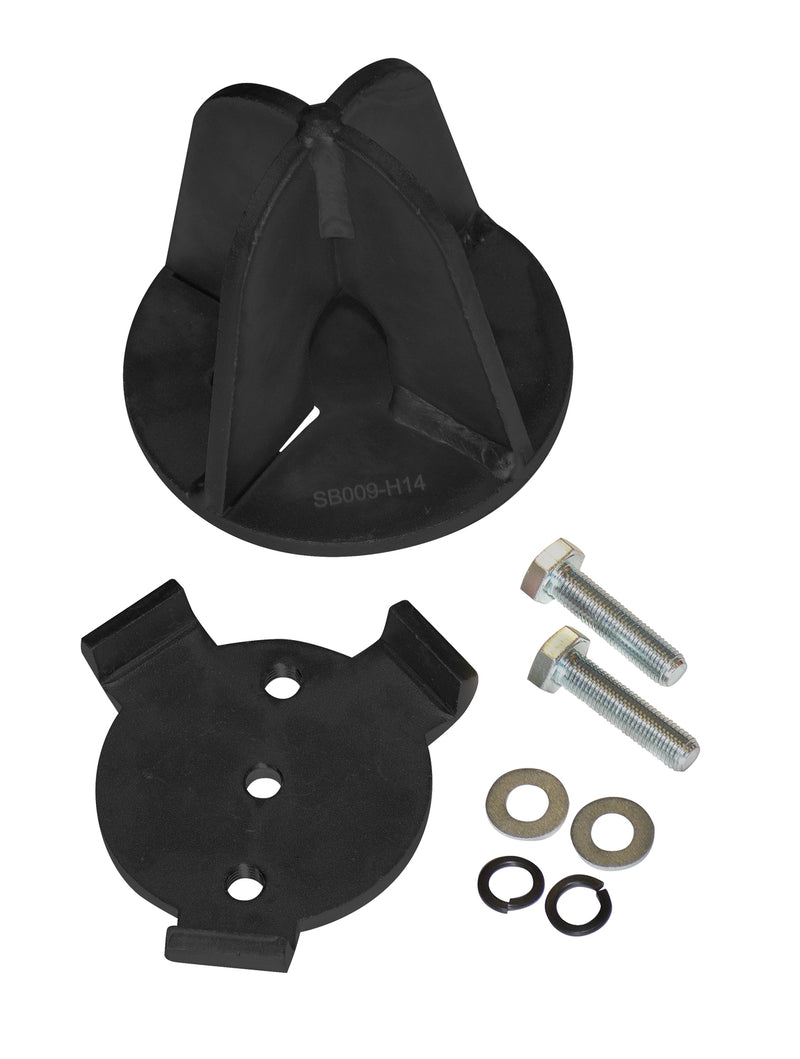Roadsafe 4wd Coil Drop Out Cone Kit Nissan Toyota
