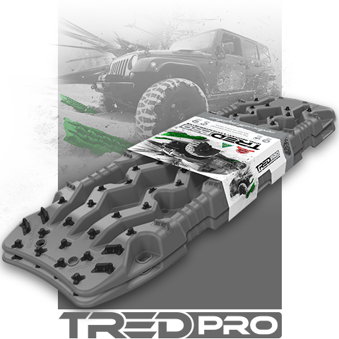 Tred Pro 4x4 Recovery Boards