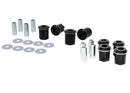 Mazda 2011-ON BT-50 UP, UR 4WD Whiteline Front Upper and Lower Control Arm Bush kit