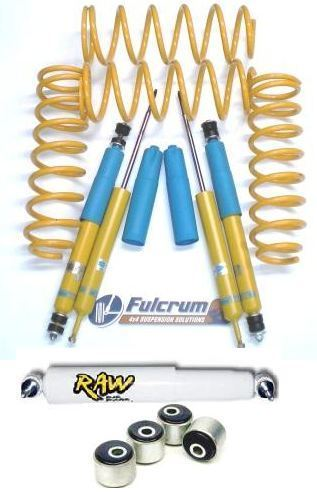Landcruiser 80 Series 90-98 2inch-50mm Bilstein Suspension Lift Kit