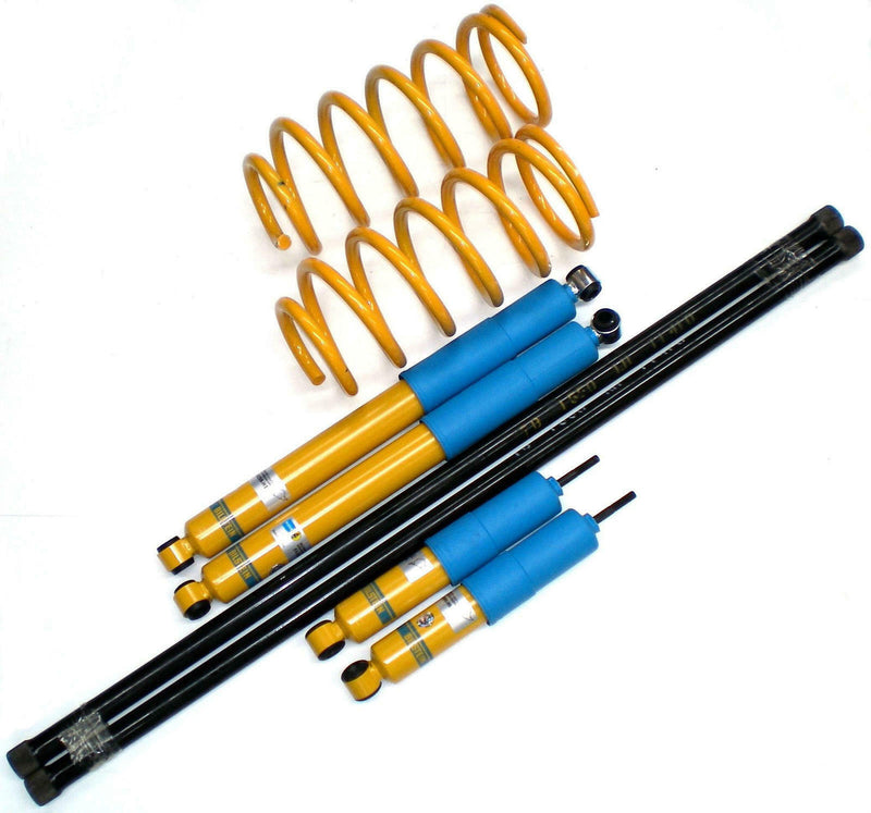 Toyota Landcruiser 100 Series 98 On  2''- 50mm Bilstein Suspension Lift Kit (Tbar)