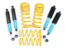 Landcruiser 80 Series 90-98 2inch-50mm Formula 4wd Suspension Lift Kit