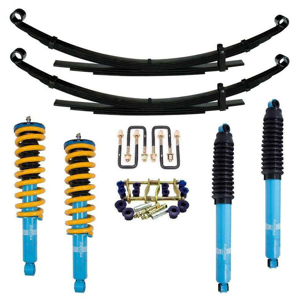 Isuzu Dmax 12-on Formula 4wd Suspension Lift Kit