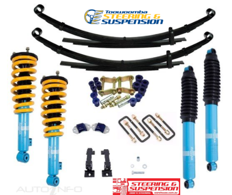 Mitsubishi Triton MQ MR 2015- Formula Lift Kit
