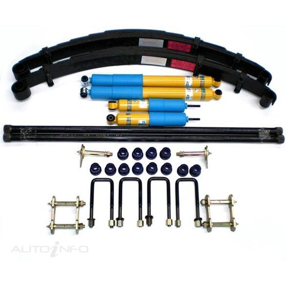 Nissan Navara D22 4wd Bilstein Suspension Lift Kit - With Torsion Bars