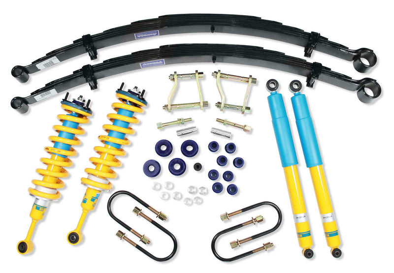 Mazda BT50 2012-on Bilstein Suspension Lift Kit