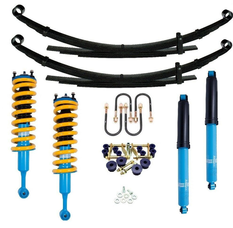 Toyota Hilux N70 Kun26 2005-2015 Formula 4wd Suspension Lift Kit
