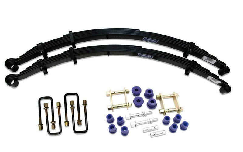 Isuzu Dmax 2012-on Rear Formula Leaf Spring Upgrade Kit