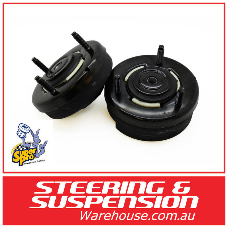 Ford Territory 2004-on Superpro Strut Top Mounts x 2