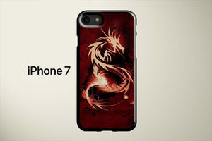 Mortal Kombat Dragon Apple iPhone 7 Cover Case