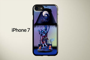 Nightmare Before Christmas Lamp Apple iPhone 7 Cover Case