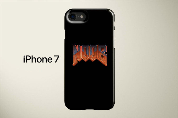 Noob Doom Apple iPhone 7 Cover Case