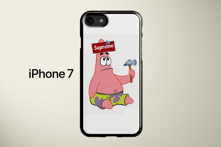 Patrick Hammer Supreme Apple iPhone 7 Cover Case