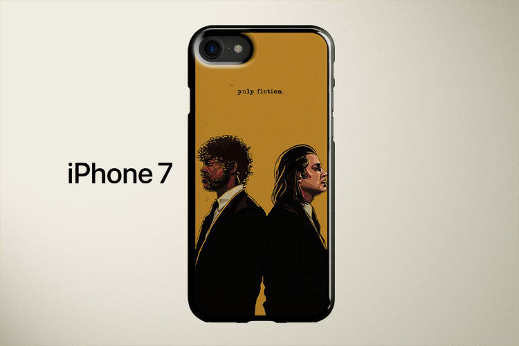 Pulp Fiction Framed Apple iPhone 7 Cover Case