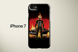 Robbie Reyes Hits Some Bumps In The Road in Ghost Rider Apple iPhone 7 Cover Case