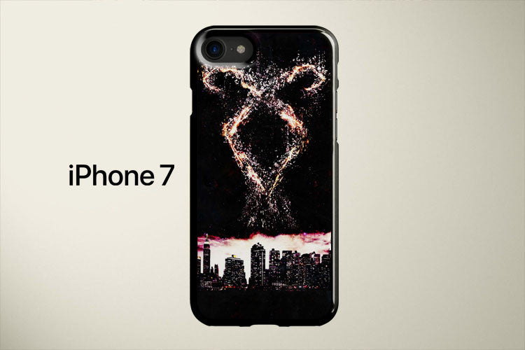 Shadowhunters Angelic Rune Apple iPhone 7 Cover Case