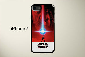Star Wars Episode VIII The Last Jedi Apple iPhone 7 Cover Case