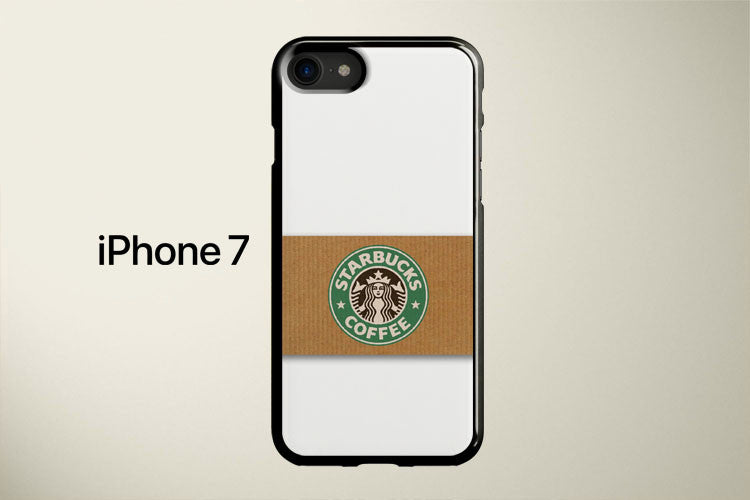 Starbucks Cup Apple iPhone 7 Cover Case