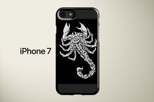 Sting WWE Scorpion Apple iPhone 7 Cover Case