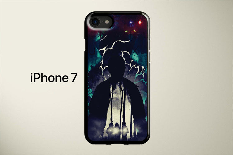 Stranger Things Fan Art Apple iPhone 7 Cover Case